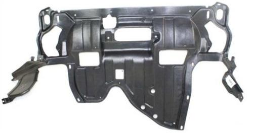 tolva inferior de motor honda accord 2.4l l4 2008 - 2012