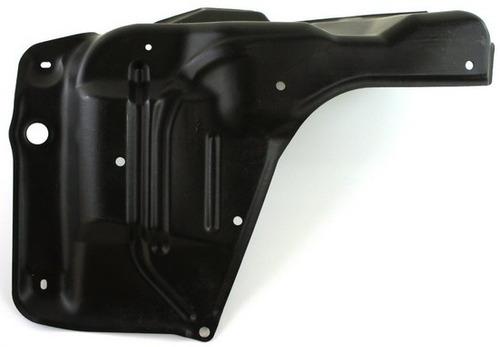 tolva inferior de motor izquierda toyota corolla 2003 - 2008