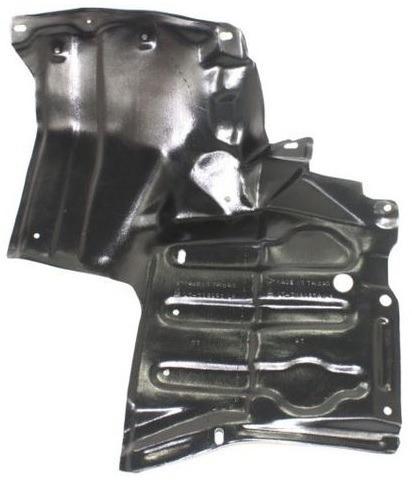 tolva inferior de motor izquierda toyota rav4 2001 - 2005