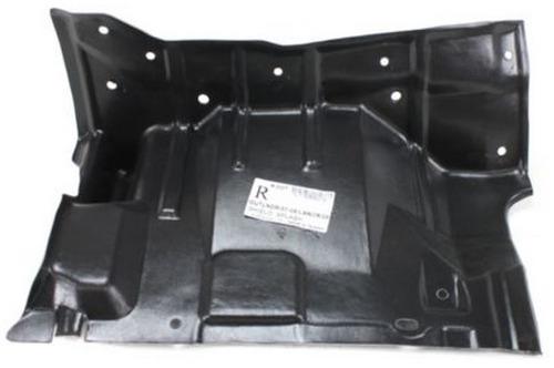 tolva inferior motor derecha mitsubishi outlander 2007 2013