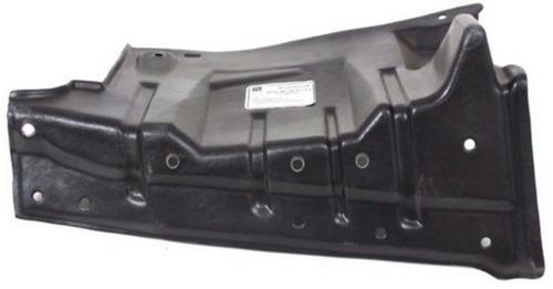 tolva inferior motor izquierda mitsubishi lancer 2008 - 2013