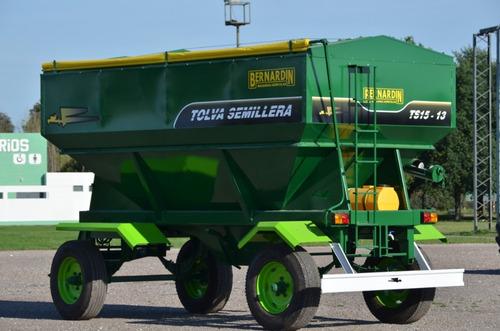 tolva semilla/fertilizante 15500lts