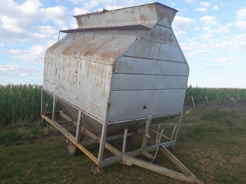 tolva silo transportable 6 tn
