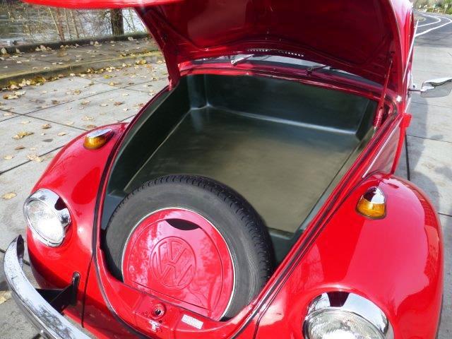Tolva tina tapa cables cofre vw sedan vocho de fibra - Como poner fibra de vidrio ...