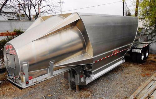 tolvas de aluminio nuevas para entrega inmediata