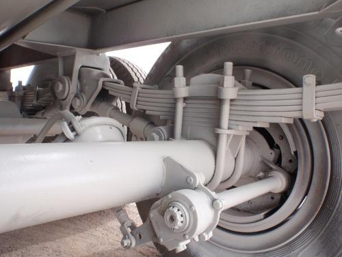 tolvas presurizada gravedad cemento concreto heil 5675