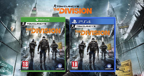 tom clacys the division ps4