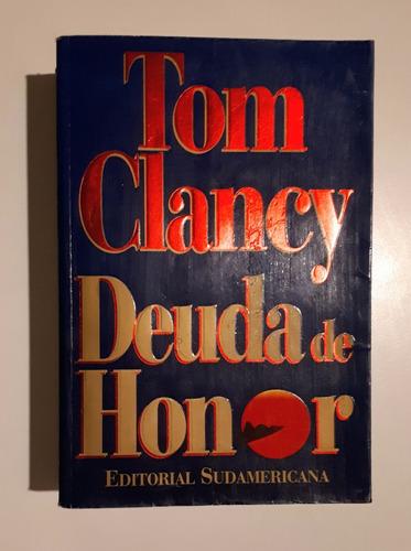 tom clancy - deuda de honor