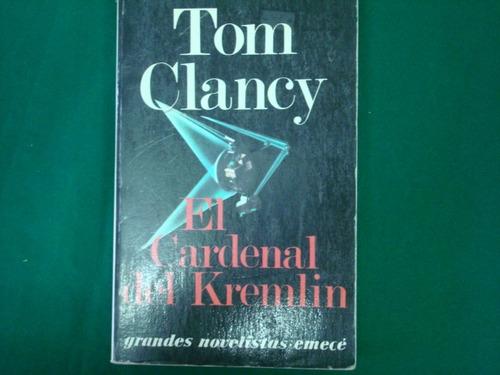 tom clancy, el cardenal del kremlin
