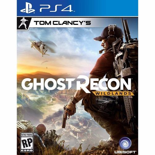 tom clancy ghost recon wildlands ps4  digital juego completo