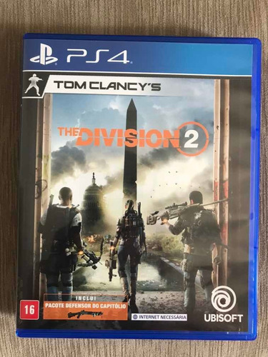tom clancy the division 2