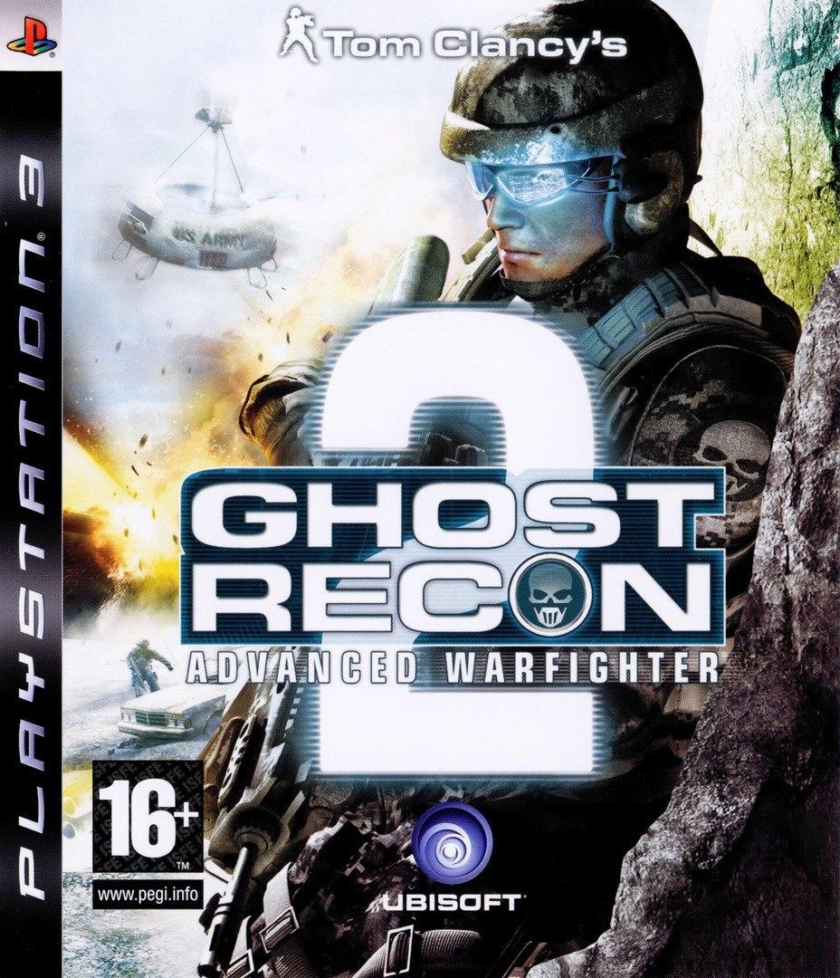 GHOST RECON 2 AVANCED WARFIGHTER
