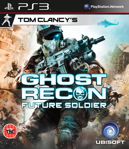 tom clancys ghost recon future soldier ps3 psn midia digital