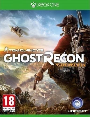 tom clancy's, ghost recon - wildlands | xbox one | offline