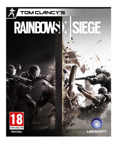 tom clancy´s rainbow six siege pc