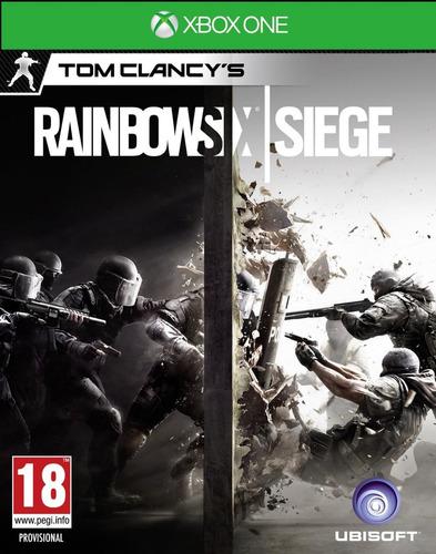 tom clancy's rainbow six siege xbox one acepto cambios gxa