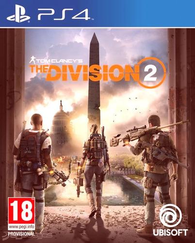 tom clancy's the division 2 ps4 digital original 1rio