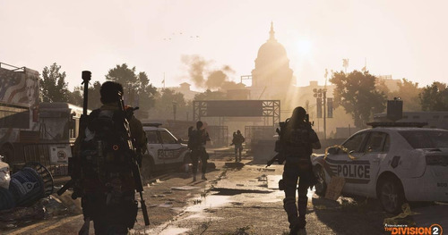 tom clancy's the division 2 ps4 - físico - sellado