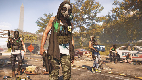 tom clancy's the division 2 year año 1 pass dlc estreno