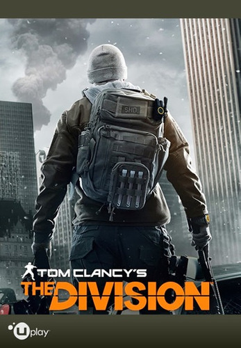 tom clancy's the division digital pc uplay