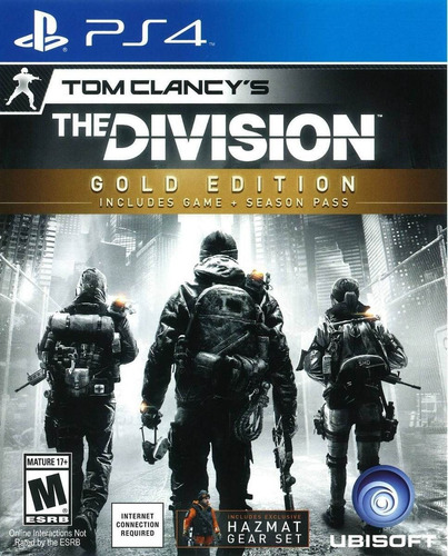 tom clancys the division gold edition digital ps4