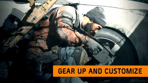 tom clancy's the division ps4 español delivery stock ya