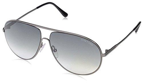 f1960b76f40d5 Tom Ford Gafas De Sol De Metal Unisex Ft0450   S Cliff -   350.990 ...