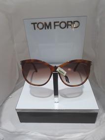 bc9f34f21 Óculos De Sol Tom Ford Natalia Tf 120 52e Tortoise - Anteojos en ...