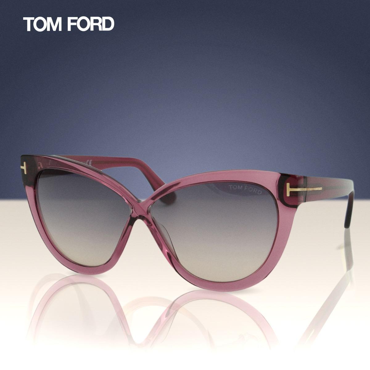 a37a2b3851 Tom Ford Lentes Gafas Del Sol Estilo Mariposa - $ 2,960.00 en ...