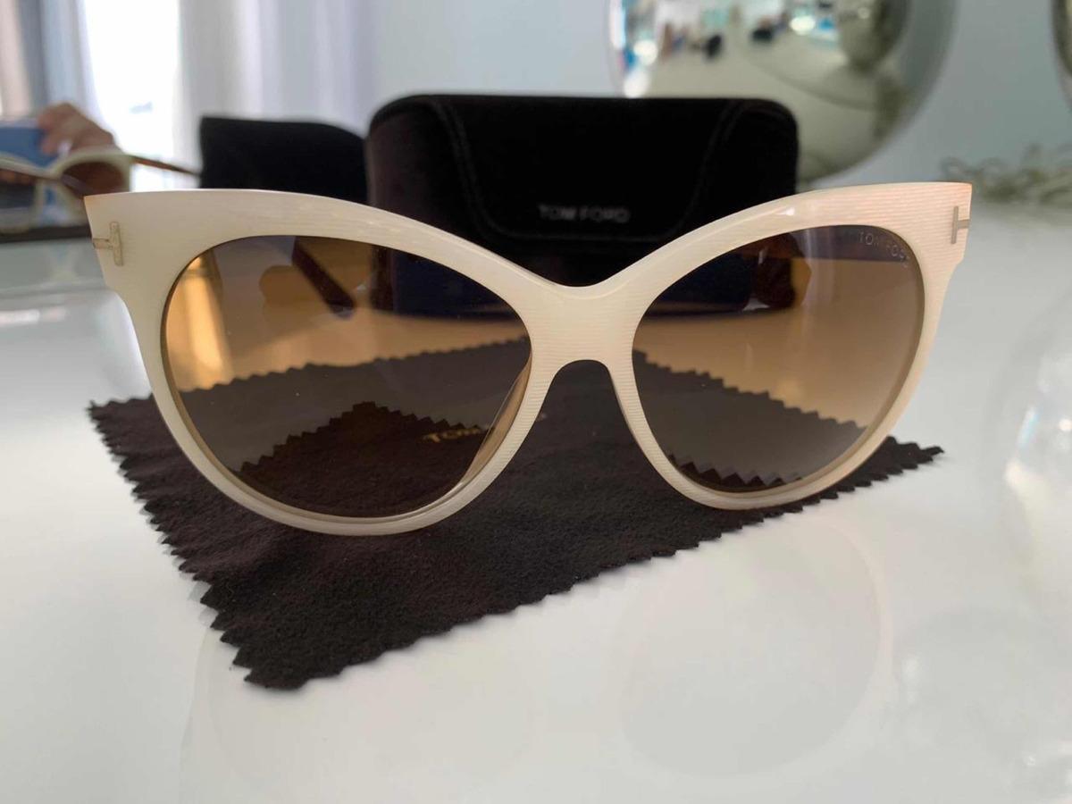 a9c2b9db400ae tom ford óculos de sol modelo gatinho. Carregando zoom.
