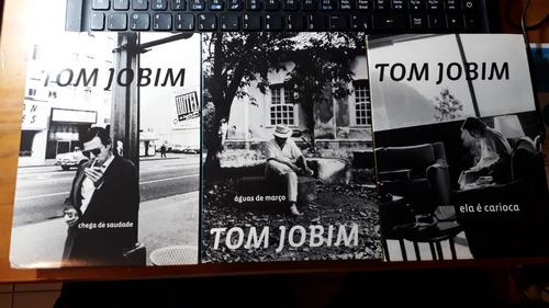 tom jobim maestro soberano caixa com 3 dvd's #