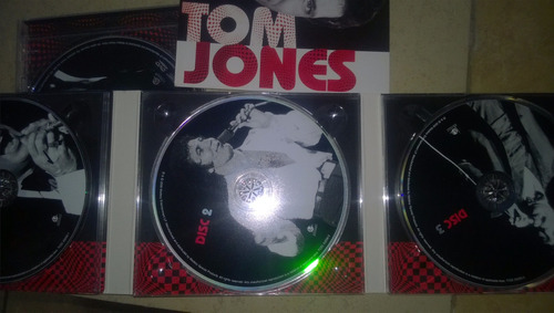 tom jones 4cd forever