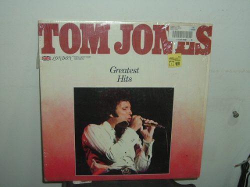 tom jones greatest hits vinilo americano