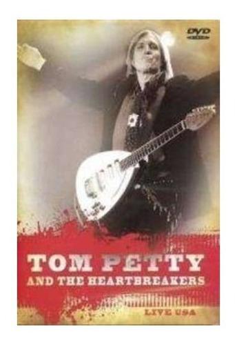 tom petty and the heartbreakers live usa dvd nuevo