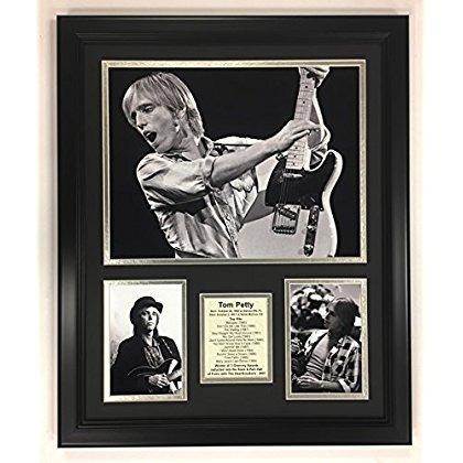 Tom Petty - Blanco Y Negro - Fotos Enmarcadas Dobles De 1 ...