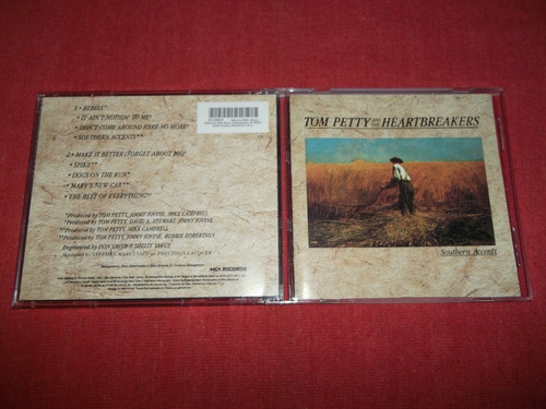 tom petty - southern accents cd imp ed 1990 mdisk