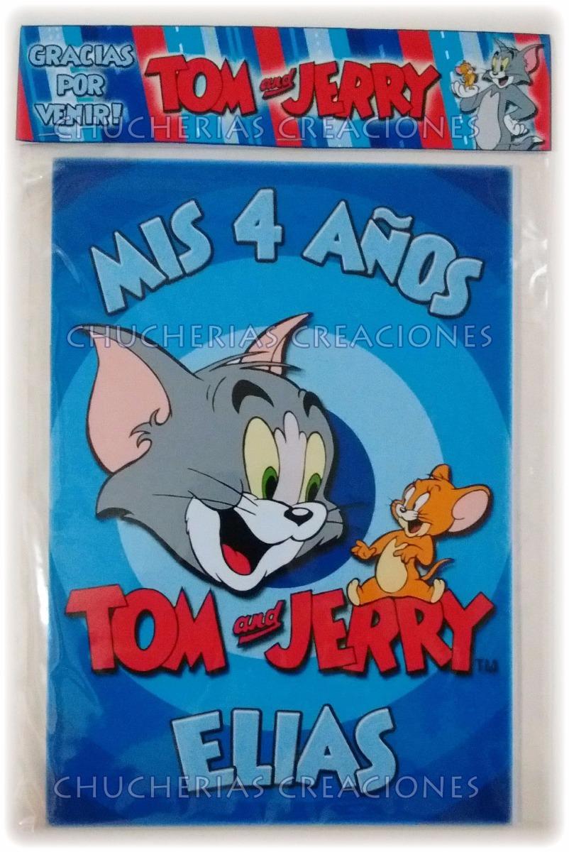 Contemporáneo Páginas De Tom Y Jerry Color Adorno - Ideas Creativas ...