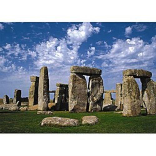 tom50-002 stonehenge  500 piezas rompecabezas mini de tomax