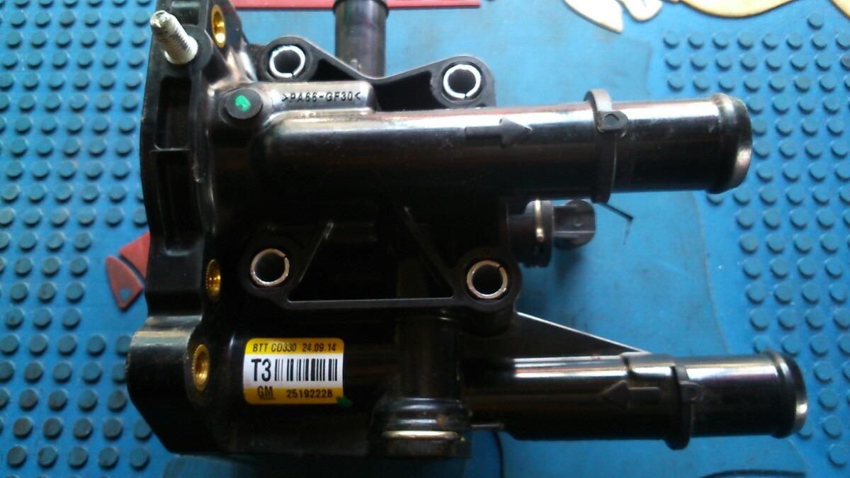 Toma agua carcasa termostato sonic cruze trax original for Termostato agua