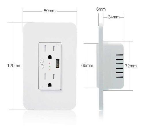 toma corriente inteligente wifi
