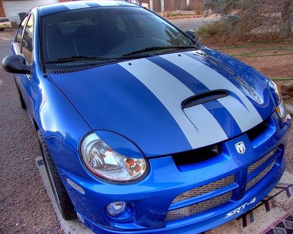 Toma De Aire Dodge Neon Srt Rt Joroba De Cofre Replica Oem D Nq Np Mlm F on 2005 Dodge Neon Srt 4