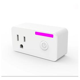Toma De Corriente Wifi Compatible Con Alexa Y Google