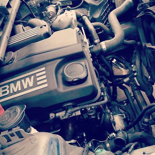 toma de improntas vehículos bmw & mini