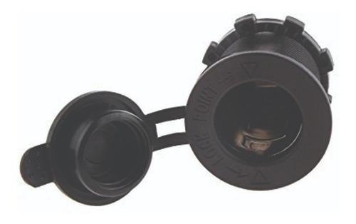 toma encendedor adaptador 12v simple auto náutica motorhome