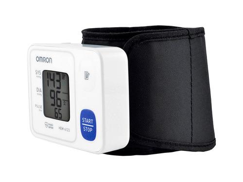 toma presión digital automático muñeca omron 6123 - topmedic