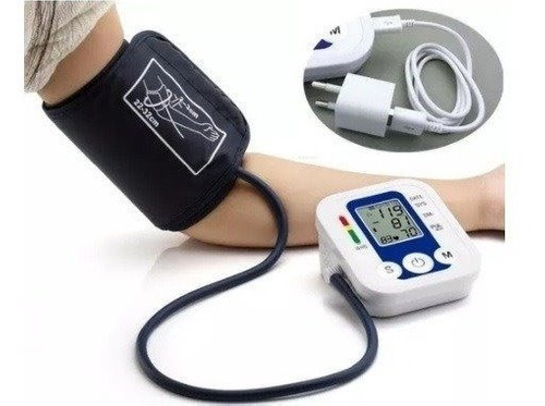 toma presion digital brazo con tensiometro usa usb o pilas
