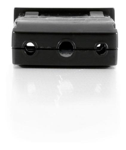tomada cabos usb hdmi 2din multimidia console universal