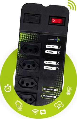 tomada inteligente i9plug controle sua tomada pela internet