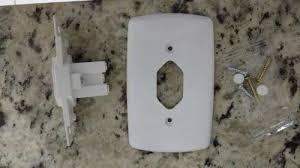 tomada ou interruptor dicompel monaco  50 pçs