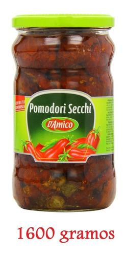 tomate seco   aceite de girasol - g a $53